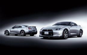 Nissan GT-R a primit un facelift pentru 2010