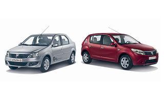 OFICIAL: Dacia lanseaza seria limitata Logan si Sandero Kiss Fm