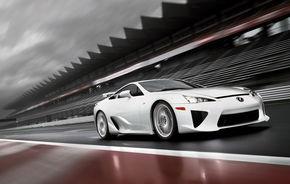 Lexus LF-A nu va aduce profit pentru Toyota
