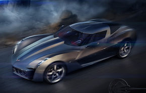 OFICIAL: Chevrolet a prezentat Corvette Stingray Concept