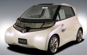 Toyota lanseaza primul sau model 100% electric in 2012