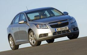 "Cruze si Spark, modelele cu care Chevrolet ""ataca"" Europa"