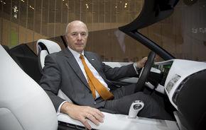 Fostul sef al Opel merge la Jaguar Land Rover