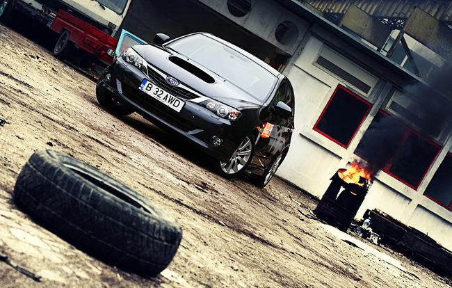 Test drive Subaru Impreza (2007-2011)