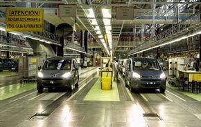 """Peugeot: """"Vom concedia 6.000 de persoane in Franta pana in 2012"""""""