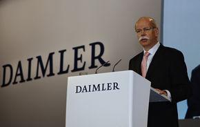 "Seful Daimler: ""Piata auto din SUA isi va reveni abia in 2012 sau 2013"""