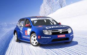 OFICIAL: Dacia Duster, prima aparitie a SUV-ului romanesc!