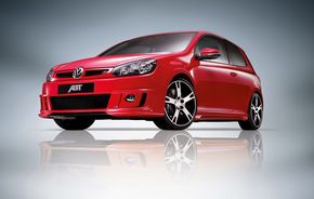 ABT a modificat noul VW Golf VI GTD