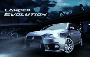 VIDEO: Spot superb pentru Mitsubishi Lancer Evolution