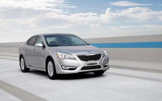 Kia Cadenza vrea 40% din vanzarile segmentului in Coreea