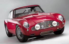 Aston DB4 GT, scos la licitatie pentru 950.000 de euro