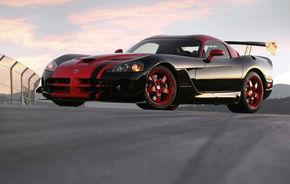 Dodge a lansat o editie speciala a lui Viper ACR la Los Angeles