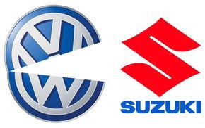 OFICIAL: Volkswagen a cumparat 20% din Suzuki