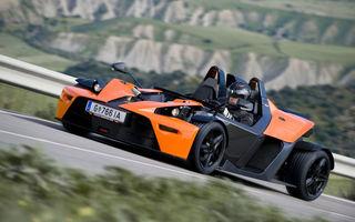 "Vanzarile proaste ale sportivei X-Bow ""ingroapa"" KTM"