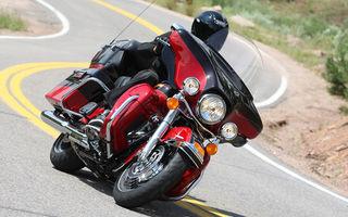 Harley-Davidson face un recall de 111.000 de unitati