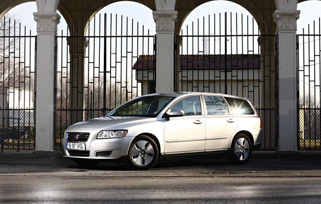 Test drive Volvo V50 (2009-2012)