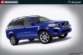 FII DESIGNER: Am redesenat Volvo XC90 asa cum l-ati vrut!