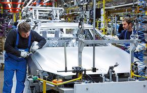 BMW reduce programul de lucru al 8800 de muncitori in ianuarie