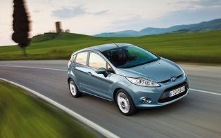 Ford a atins cea mai mare cota de piata in Europa din ultimul deceniu