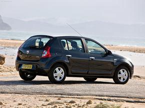 Renault a inceput sa produca Sandero in Rusia