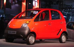 15% din comenzile lui Tata Nano au fost anulate