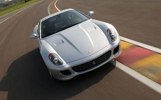 Ferrari 599 GTB Hybrid Concept ar putea debuta la Geneva in 2010