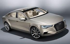 Viitorul Audi A7 va imprumuta interiorul de lux al lui A8