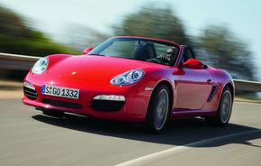 Porsche ar putea crea un Boxster cu trei cilindri