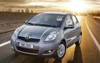 Toyota propune un nou facelift pentru Yaris, in 2010