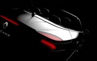 OFICIAL: Renault prezinta spatele viitorului Megane CC
