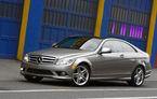 Noul Mercedes C-Klasse Coupe va rivaliza BMW Seria 1