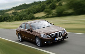 Mercedes va lansa in 2011 un E-Klasse hibrid-diesel