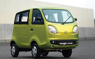 Tata Motors a creat inca un autovehicul destinat sa inlocuiasca motocicletele