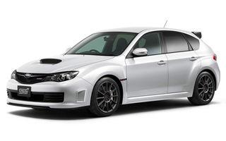 Subaru a dezvaluit o noua editie limitata lui Impreza: R205
