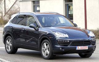 Viitorul Porsche Cayenne - informatii complete