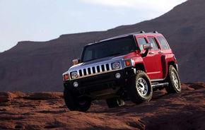 GM opreste productia Hummer pana la finalizarea vanzarii