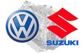 Suzuki va avea motoare diesel de la VW