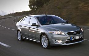 Ford Mondeo facelift vine cu lumini LED si motoare Euro 5