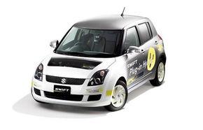 Suzuki rupe colaborarea cu GM