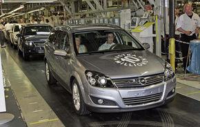 GM inchide uzina Opel din Antwerp si concediaza 2300 de oameni