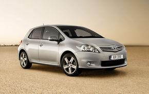 OFICIAL: Toyota Auris facelift debuteaza la Geneva