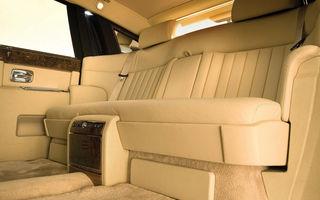 TOP 10: Cele mai confortabile locuri din spate in lumea auto