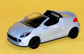 Renault vine la Geneva cu un coupe-cabrio bazat pe Twingo