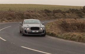 VIDEO: Autocar a testat cel mai puternic Bentley creat vreodata