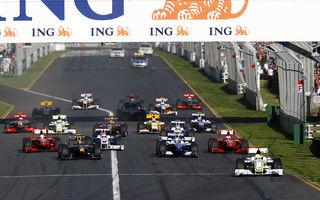 Monoposturile din F1 ar putea fi dotate cu GPS