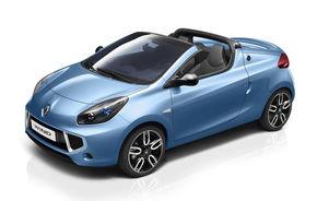 OFICIAL: Renault Wind, coupe roadster bazat pe Twingo