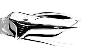 Bertone a lansat teaser-ul conceptului pe care il aduce la Geneva