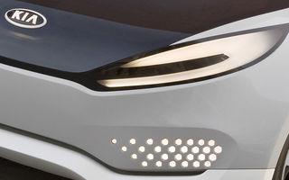 Kia Ray Concept -  al doilea teaser oficial