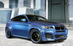 Lumma dezvaluie la Geneva superlativul lui BMW X6 M