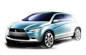 Peugeot si Citroen ar putea produce un model mic in colaborare cu Mitsubishi
